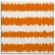 rug #324137 | square orange stripes rug