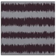 rug #324181 | square purple stripes rug