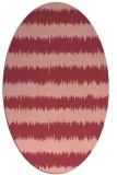 rug #324513   oval popular rug