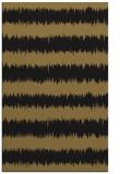 rug #324669 |  black stripes rug