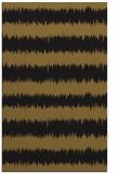 rug #324765 |  mid-brown stripes rug