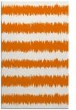 rug #324841 |  orange stripes rug