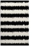 rug #324921    black stripes rug