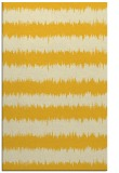 rug #324937    yellow stripes rug