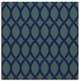 rug #327497 | square circles rug