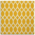 rug #327753 | square yellow rug