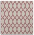 rug #327805   square pink rug