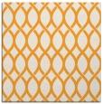 rug #327813 | square light-orange circles rug