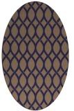 rug #327925   oval beige popular rug