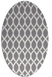 rug #328120   oval circles rug