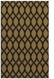 rug #328189 |  black geometry rug