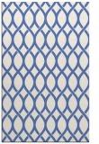 rug #328209 |  blue circles rug