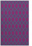 rug #328233 |  pink circles rug