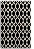 rug #328245 |  blue-green circles rug