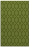 rug #328293 |  green circles rug