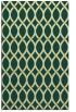 rug #328373 |  yellow geometry rug