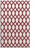 rug #328381 |  pink circles rug
