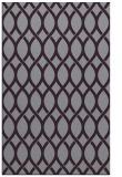 rug #328405    purple circles rug