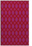 rug #328421 |  pink circles rug