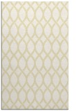rug #328461 |  yellow circles rug