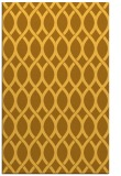 rug #328473 |  yellow circles rug