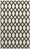rug #328477    black circles rug