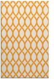 rug #328517 |  light-orange circles rug