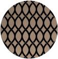 rug #328533 | round beige circles rug
