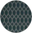 rug #328649 | round green circles rug