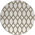 rug #328661   round white circles rug