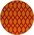 rug #328765 | round red circles rug
