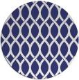 rug #328801 | round white circles rug