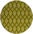 rug #328841 | round light-green circles rug