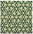 rug #329429 | square yellow rug