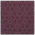 rug #329449   square purple rug