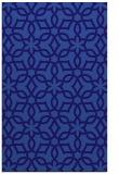 rug #330033 |  blue-violet popular rug