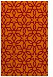 rug #330117 |  red-orange rug
