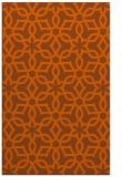 rug #330193 |  red-orange popular rug