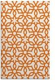 rug #330197    red-orange popular rug