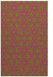 rug #330257 |  light-green rug