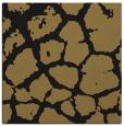 rug #331005 | square brown animal rug