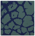 rug #331017   square blue animal rug