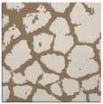 rug #331137   square mid-brown animal rug