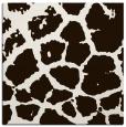 rug #331281 | square brown animal rug