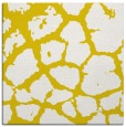 rug #331285 | square yellow animal rug