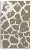 rug #331689 |  beige animal rug