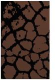 rug #331705 |  brown animal rug