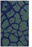 rug #331721    blue animal rug