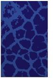 rug #331793 |  blue-violet animal rug