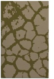 rug #331809 |  brown animal rug